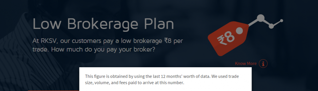 low brokerage